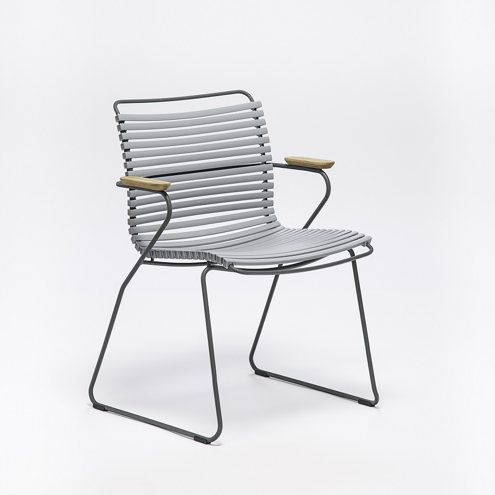 DINING CHAIR // Gray