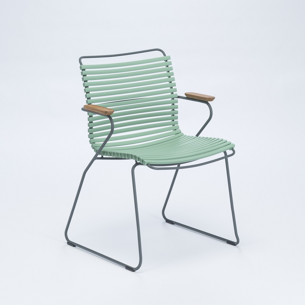 DINING CHAIR // Dusty Green