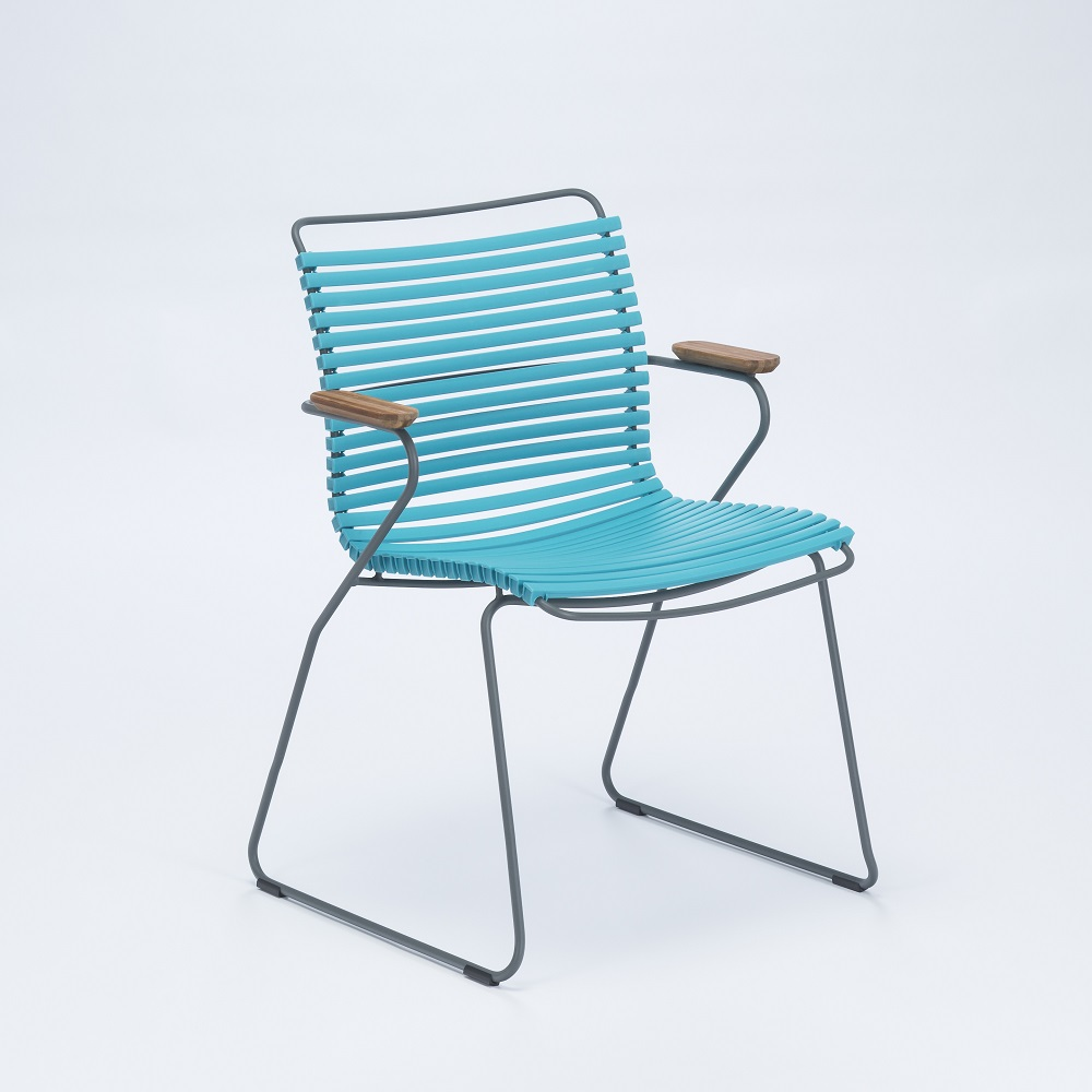 DINING CHAIR // Turquoise