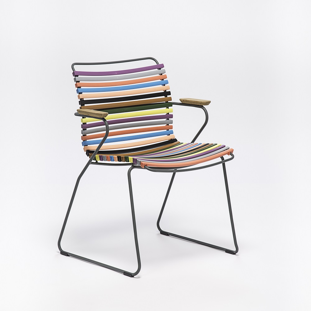 DINING CHAIR // Multi Color 1