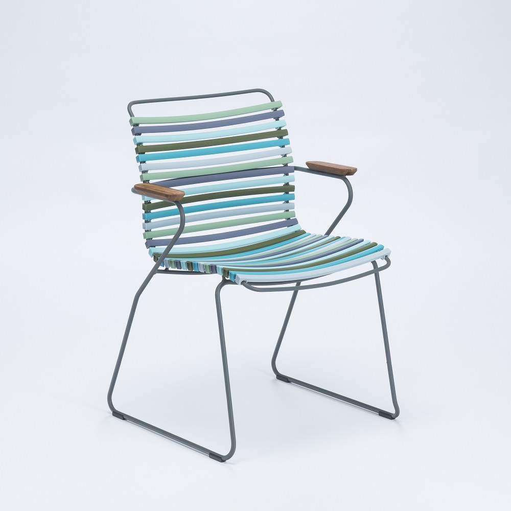 DINING CHAIR // Multi Color 2