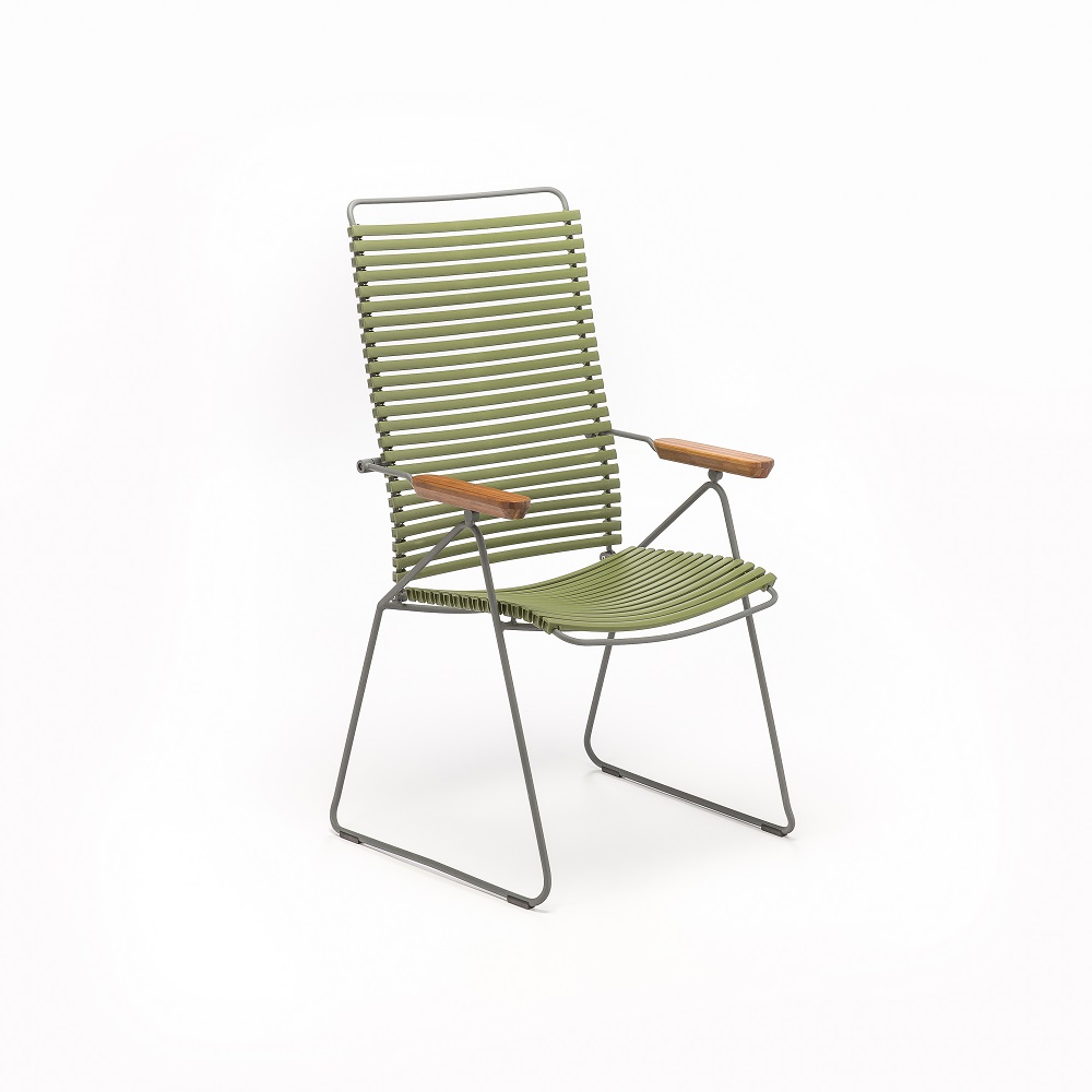 POSITION CHAIR // Olive Green