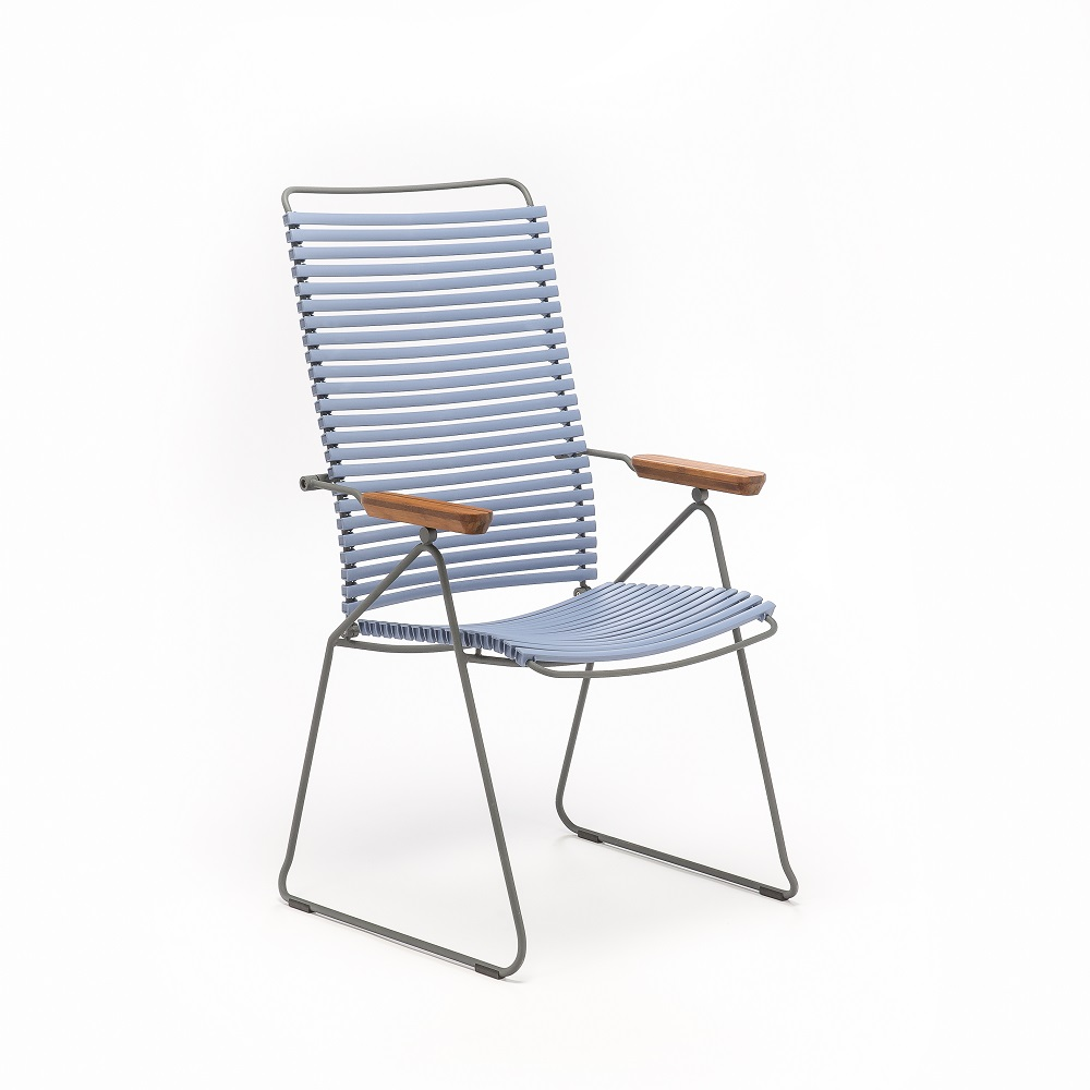 POSITION CHAIR // Pigeon Blue