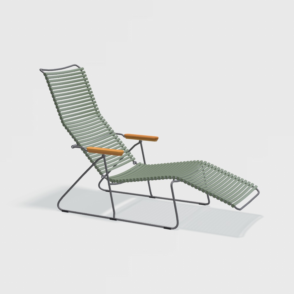 SUNLOUNGER // Olive Green