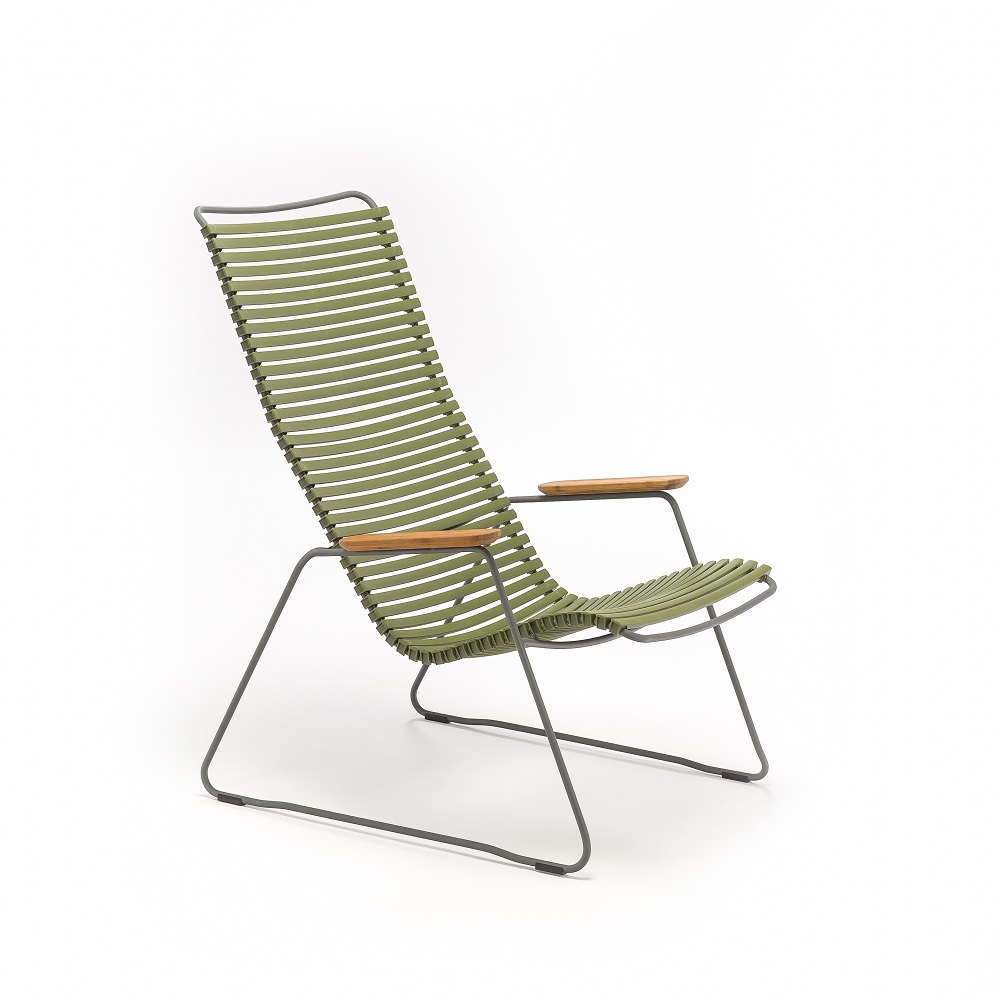 LOUNGE CHAIR // Olive Green