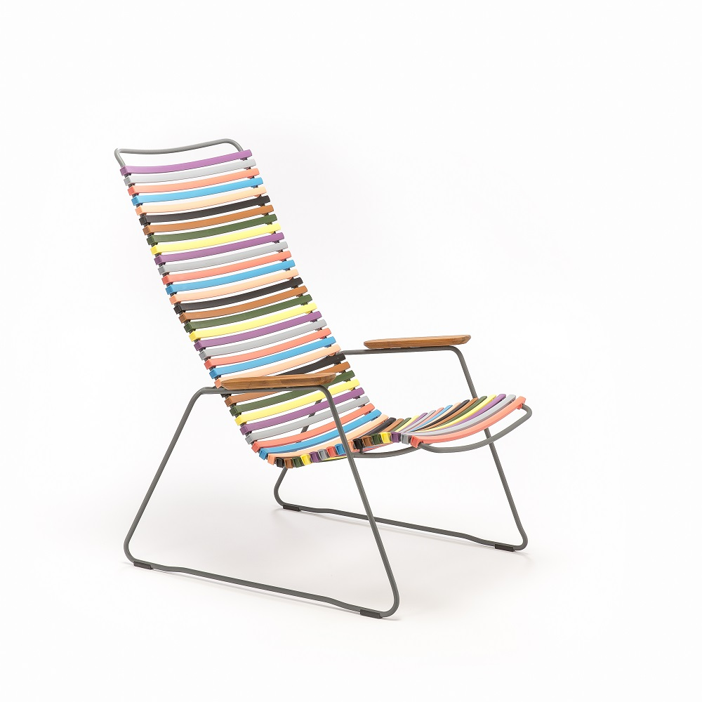 LOUNGE CHAIR // Multi Color 1