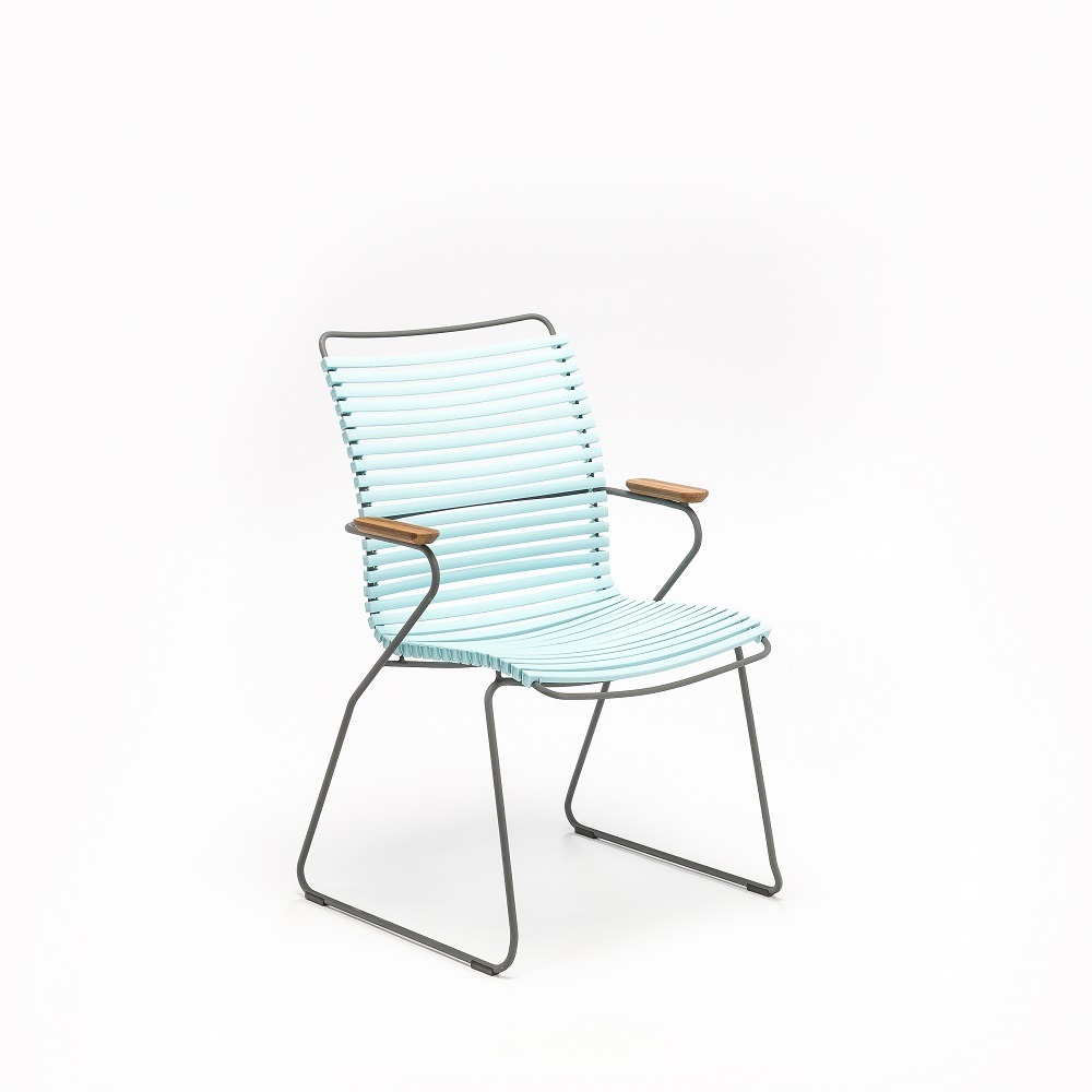 DINING CHAIR TALL BACK // Mint