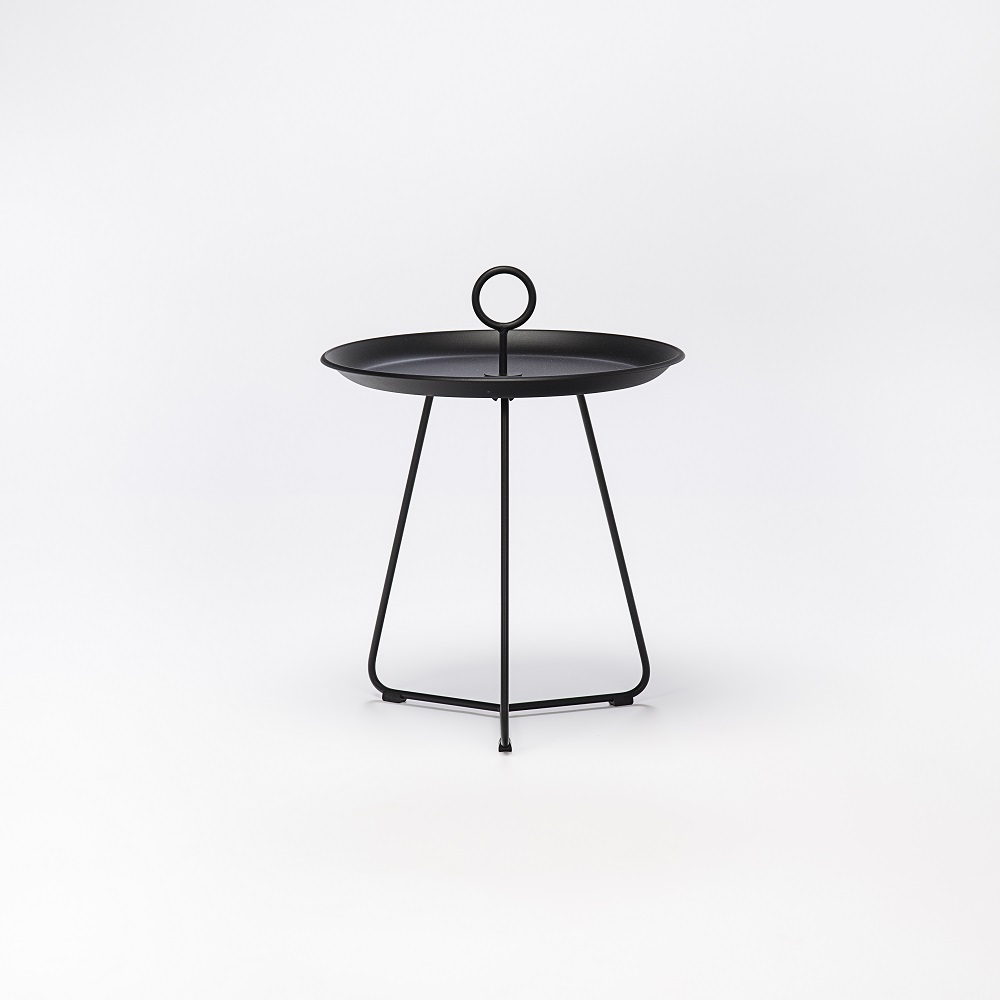 Tray table Ø45 // Black