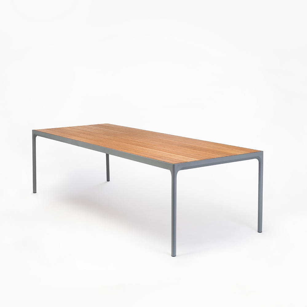 DINING TABLE 90X210 cm // Bamboo