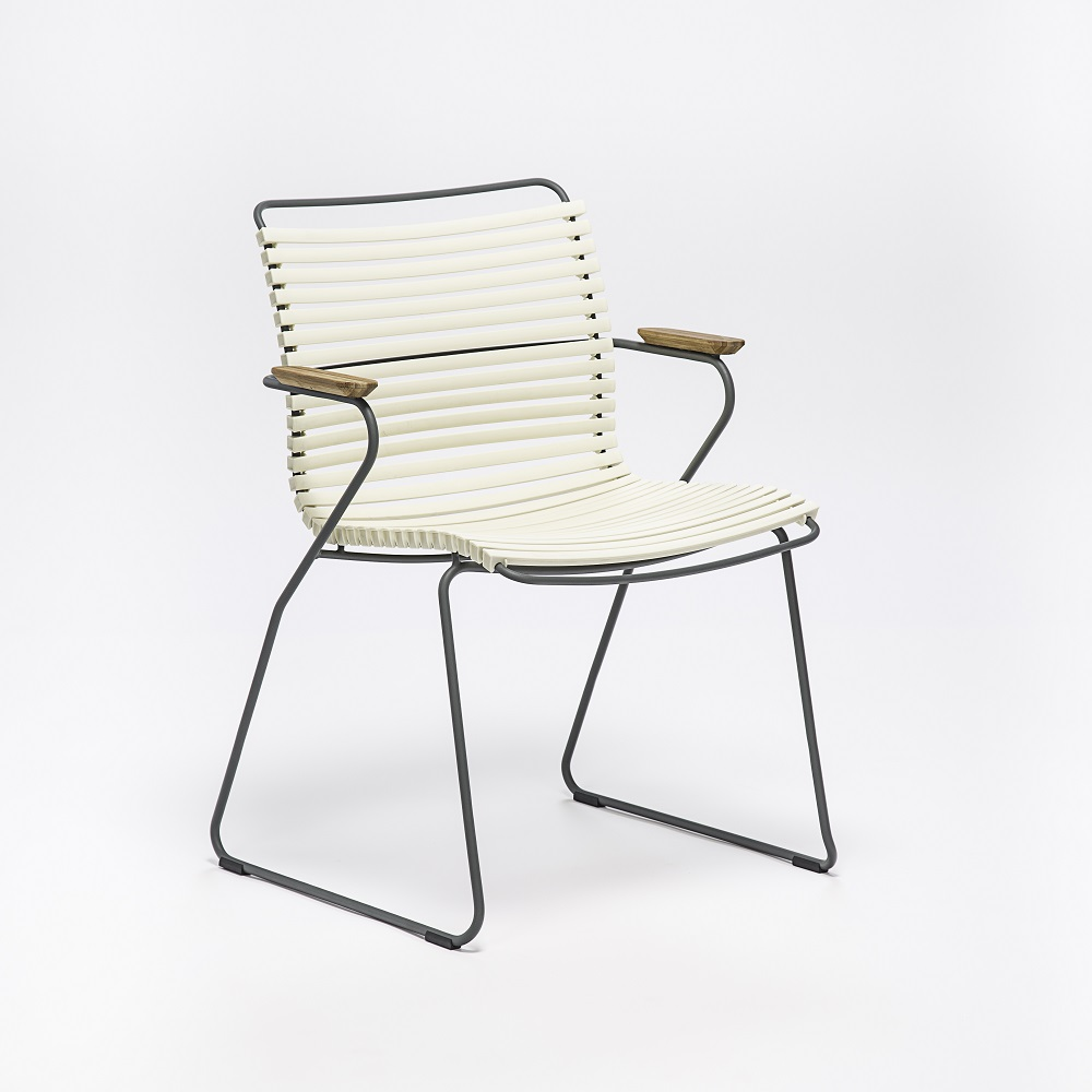 DINING CHAIR // White