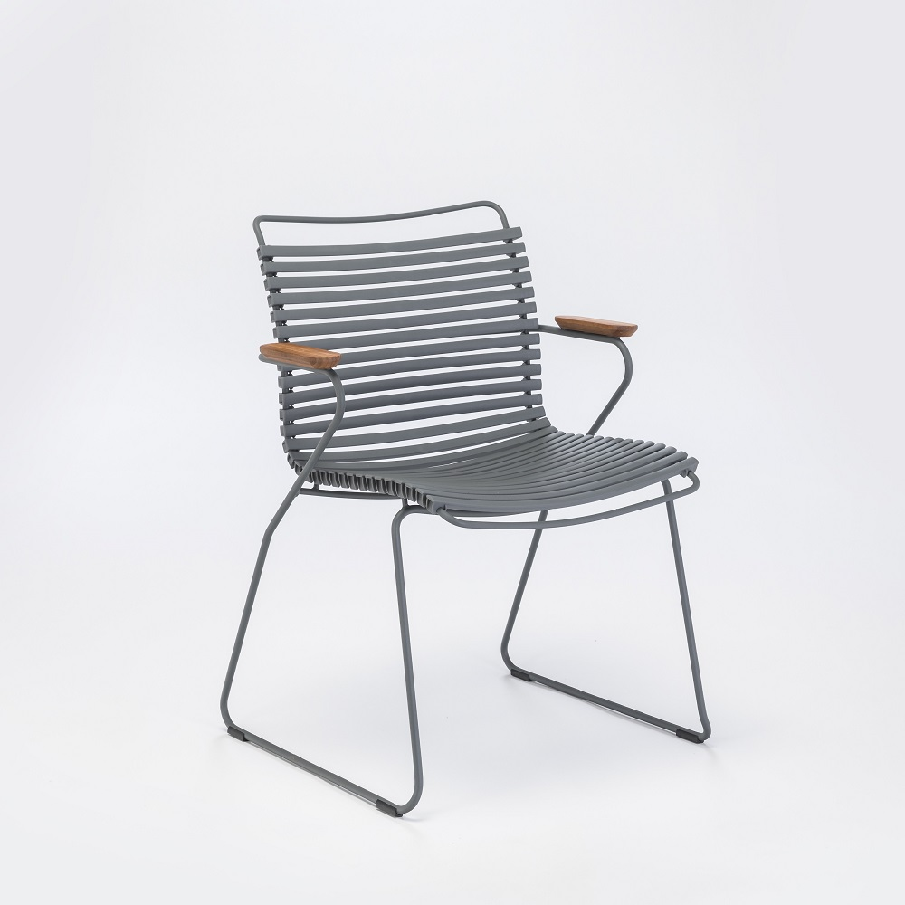 DINING CHAIR // Dark Gray