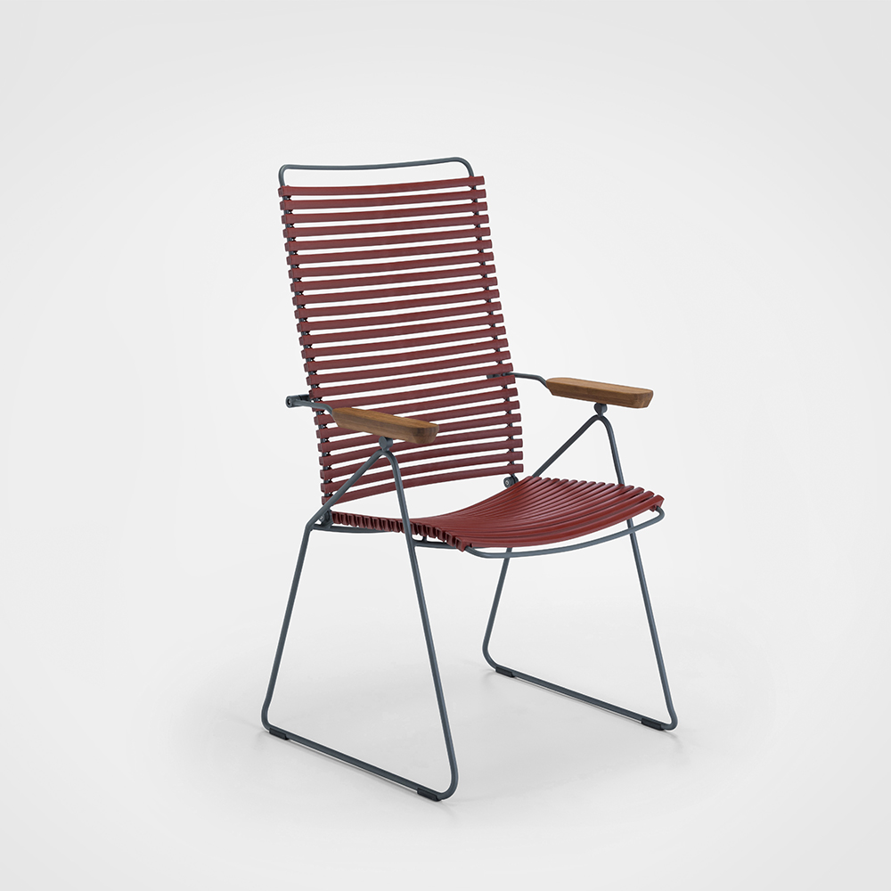 POSITION CHAIR // Paprika
