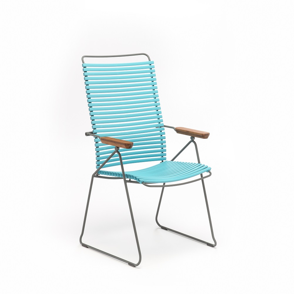 POSITION CHAIR // Turquoise
