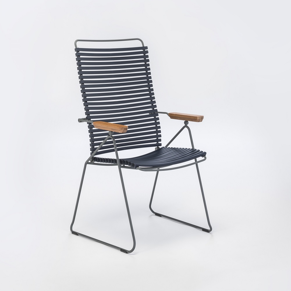 POSITION CHAIR // Dark Blue