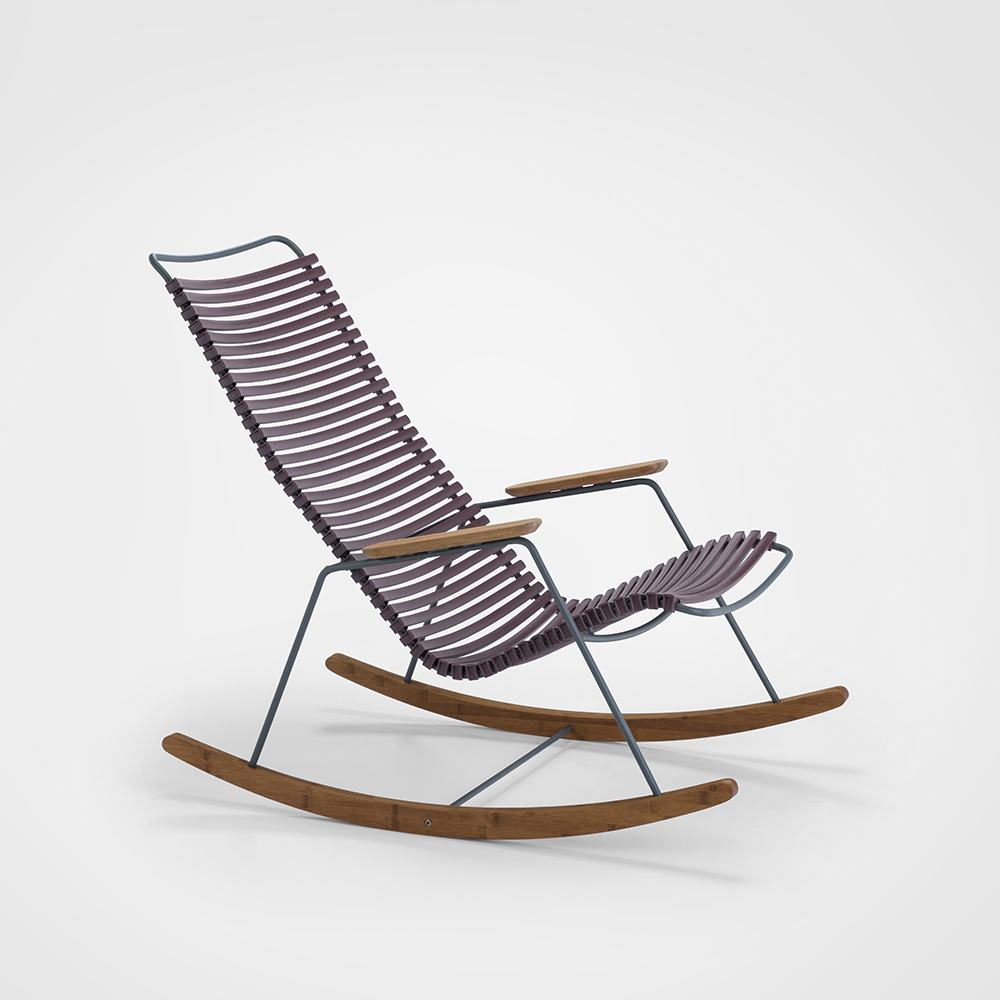 ROCKING CHAIR // Plum