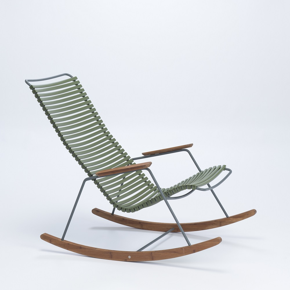 ROCKING CHAIR // Olive Green