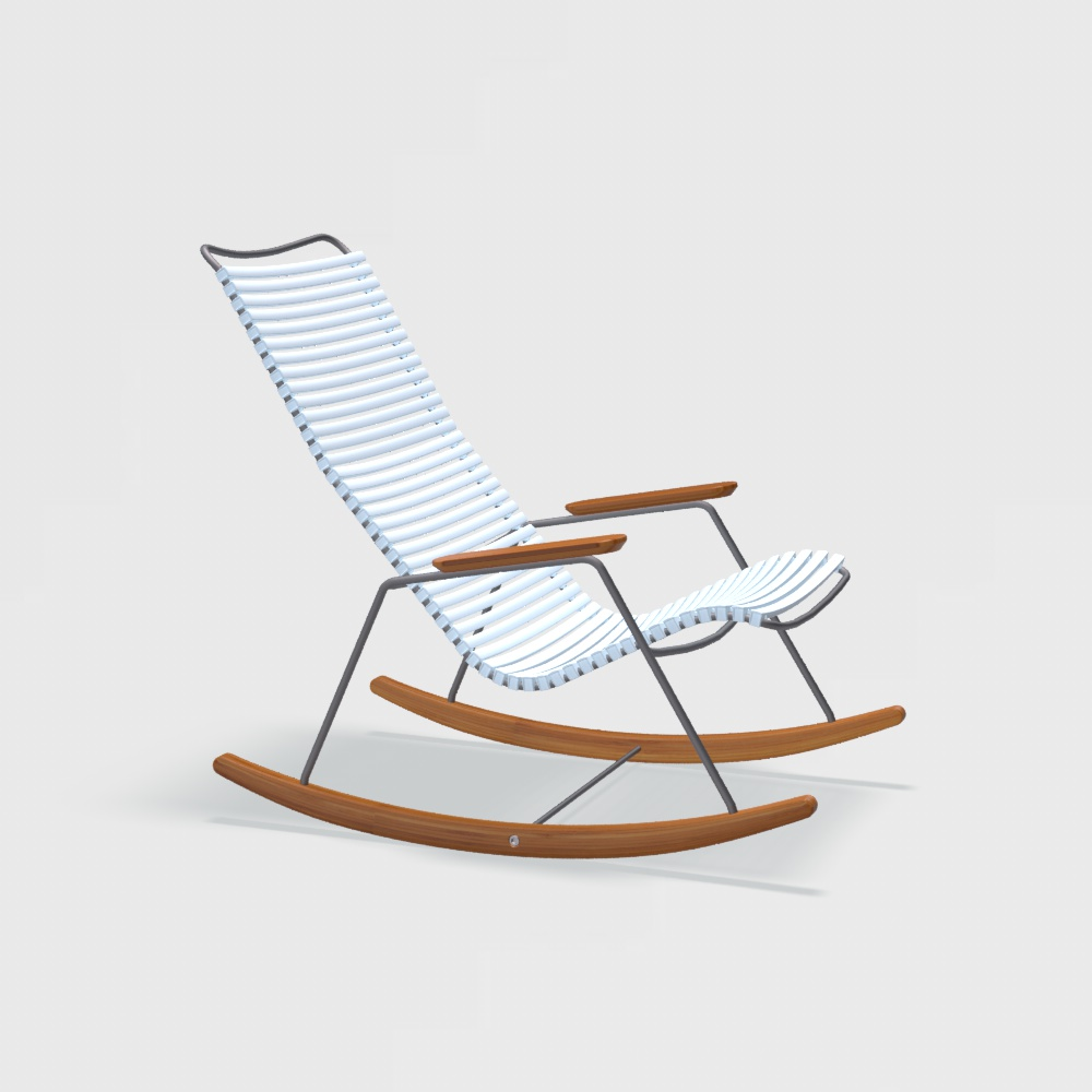 ROCKING CHAIR // Dusty Light Blue