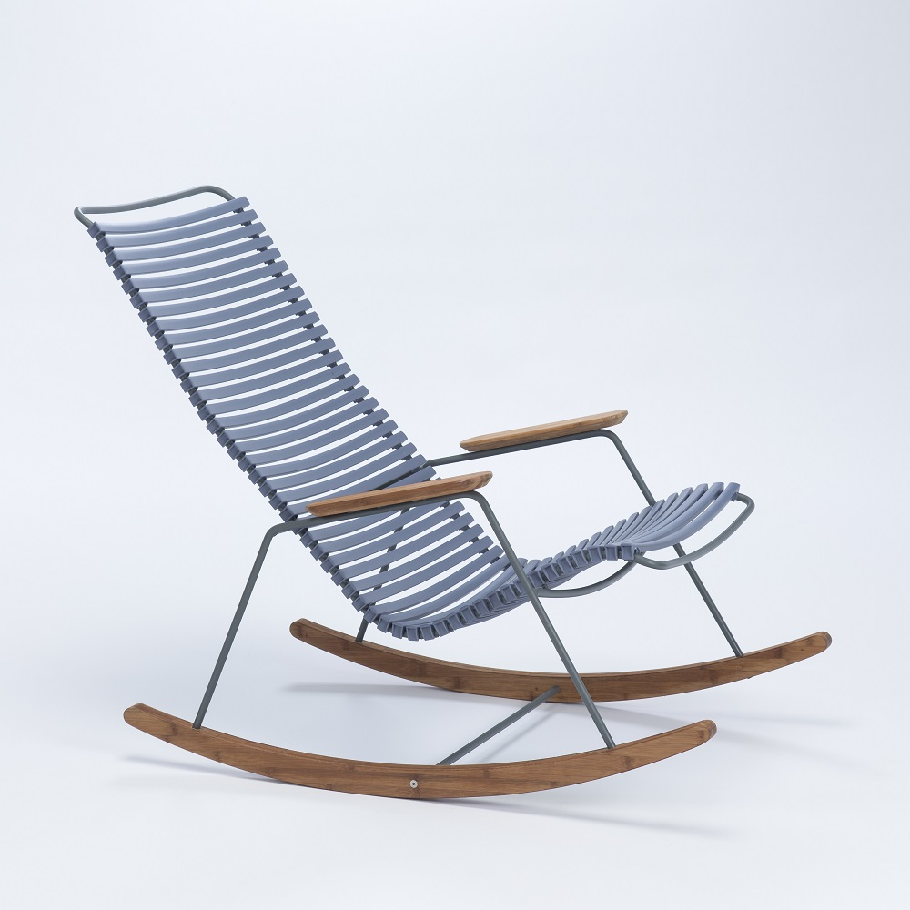 ROCKING CHAIR // Pigeon Blue