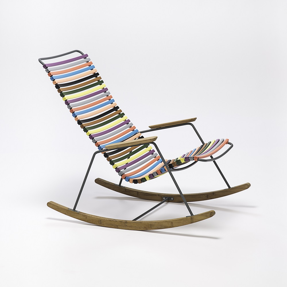 ROCKING CHAIR // Multi Color 1