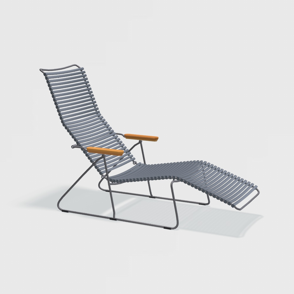 SUNLOUNGER // Dark Gray