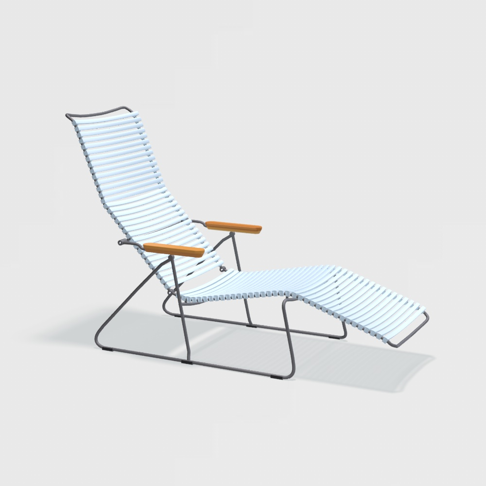 SUNLOUNGER // Dusty Light Blue
