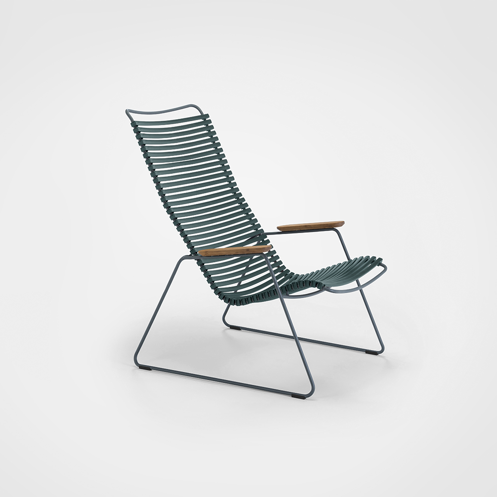 LOUNGE CHAIR // Pine green