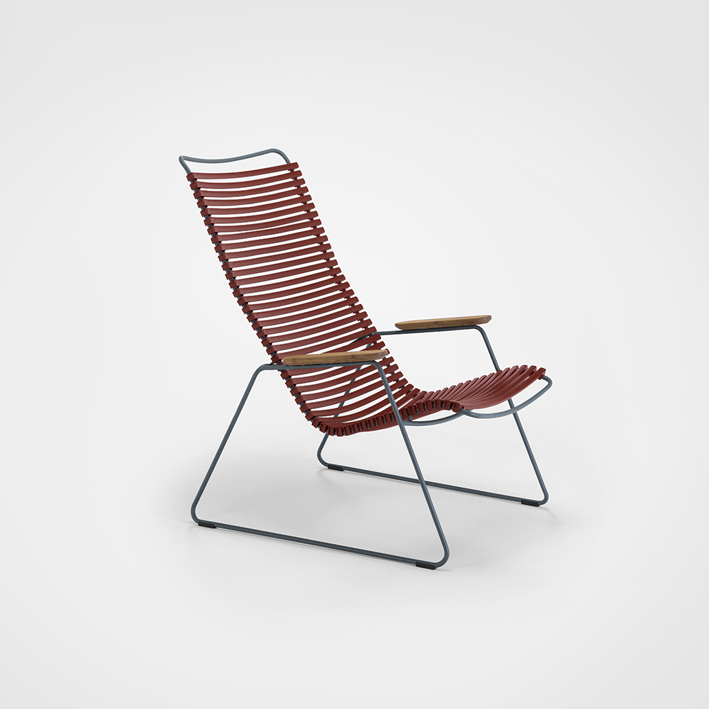 LOUNGE CHAIR // Paprika