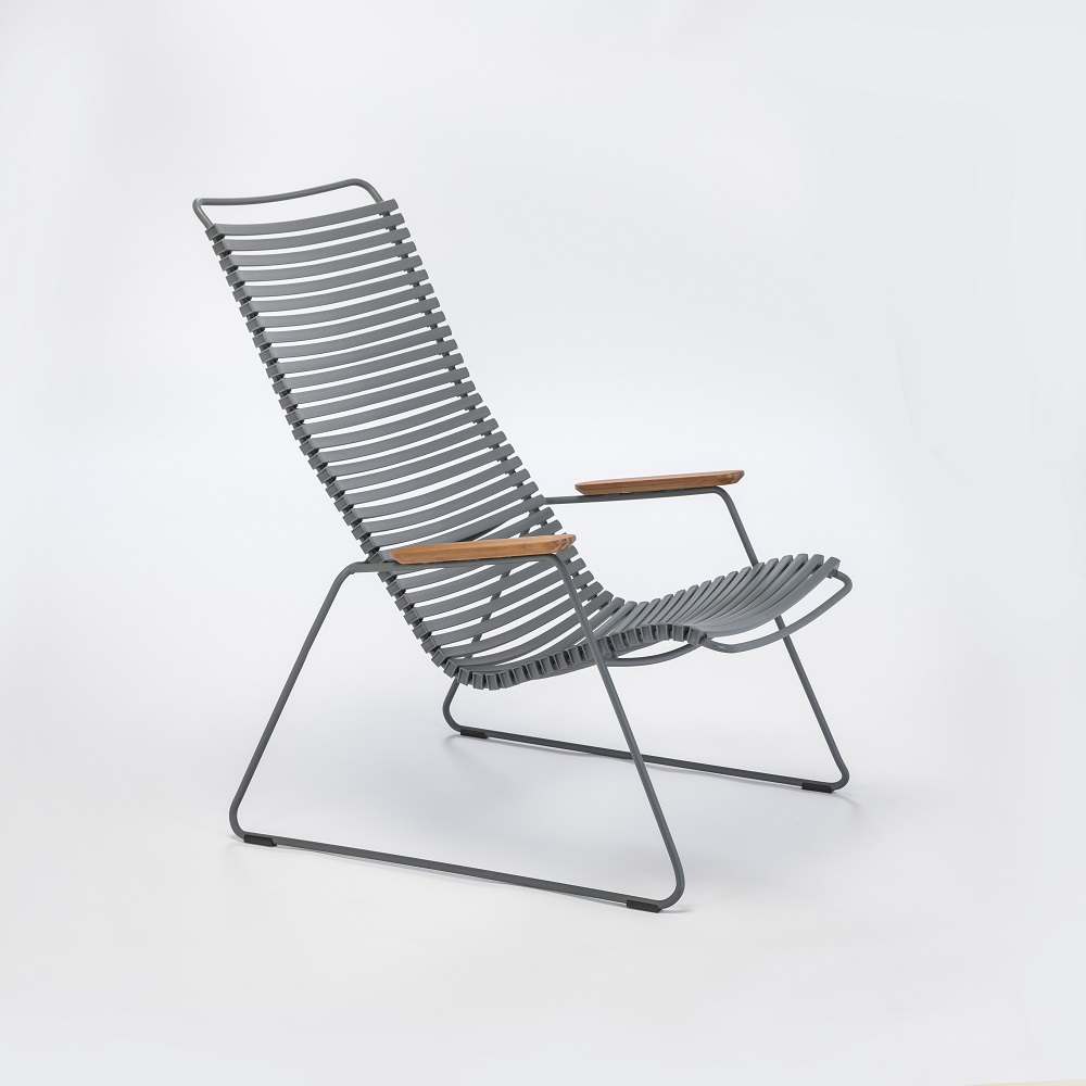 LOUNGE CHAIR // Dark Gray