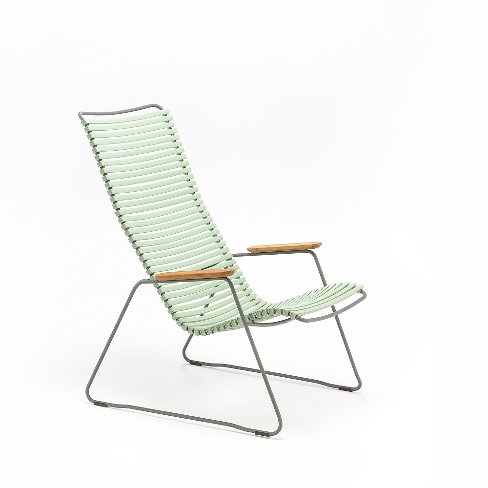 LOUNGE CHAIR // Dusty Green