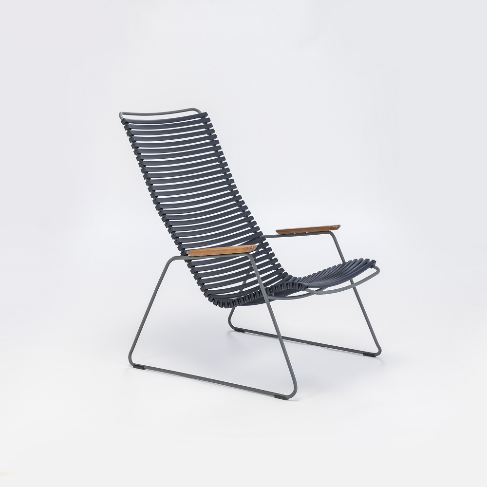 LOUNGE CHAIR // Dark Blue