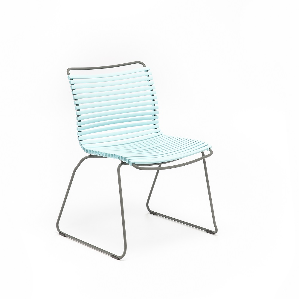 DINING CHAIR NO ARMRESTS // Mint
