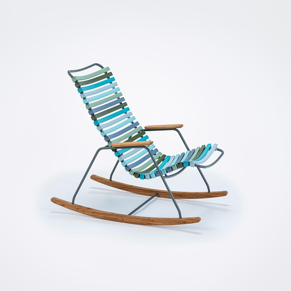 KIDS ROCKING CHAIR // Multi Color 2