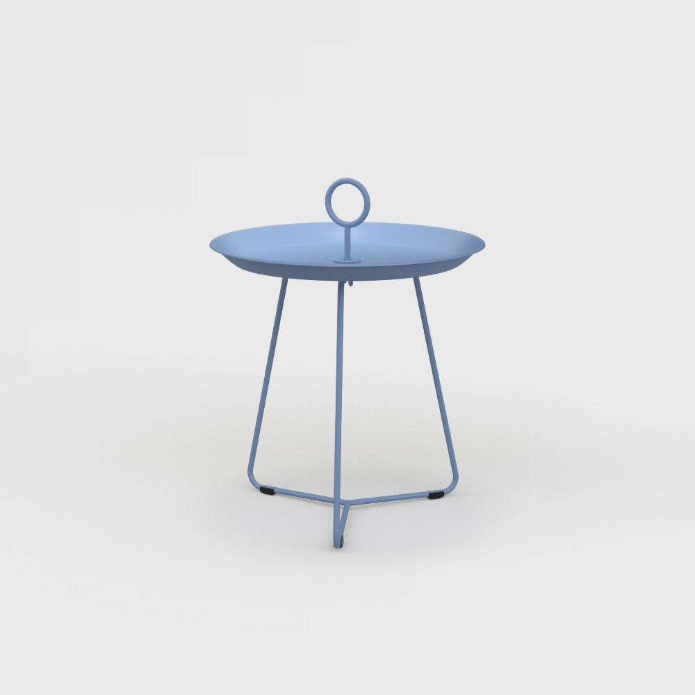 Tray Table Ø45 // Pigeon Blue