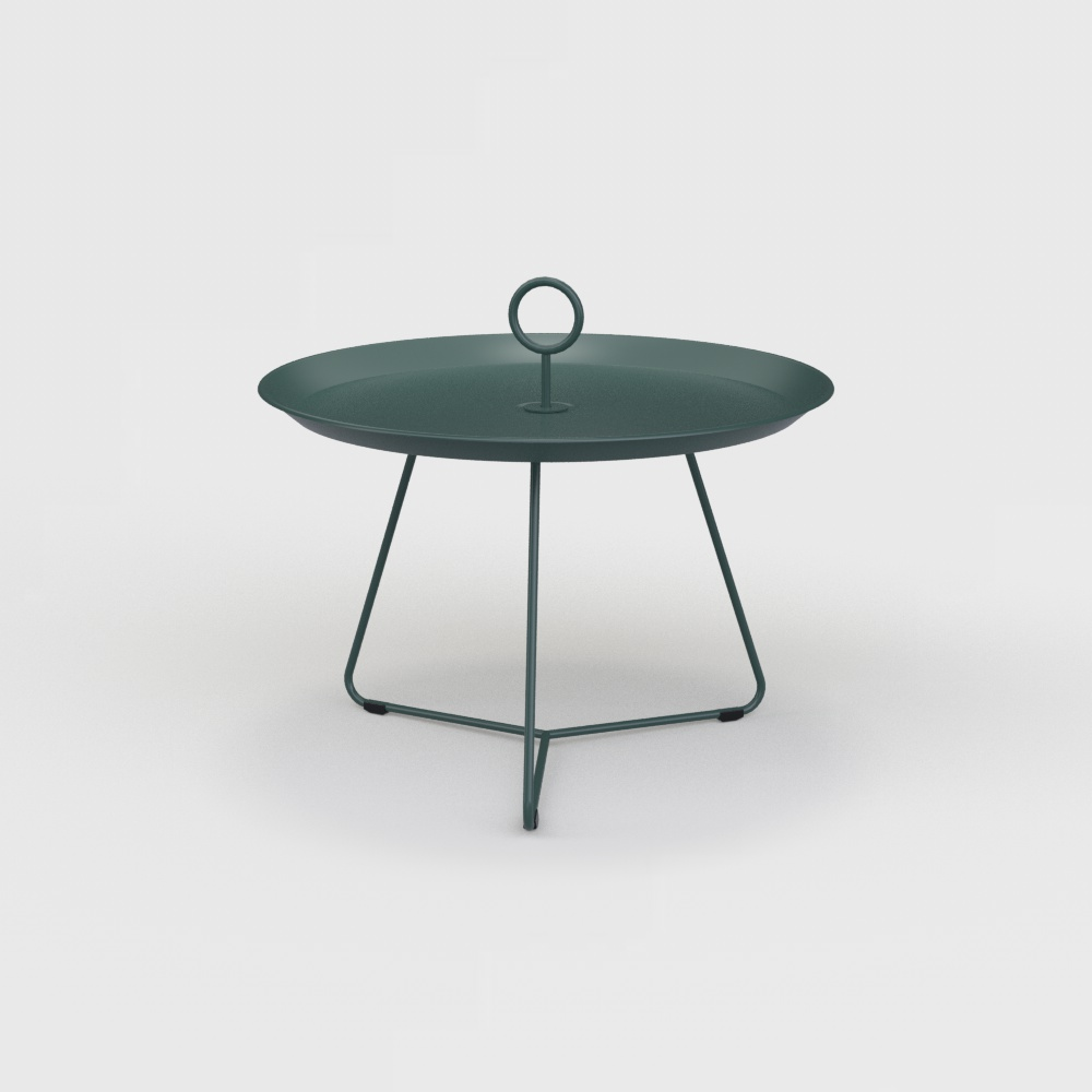 Tray Table Ø60 // Pine green
