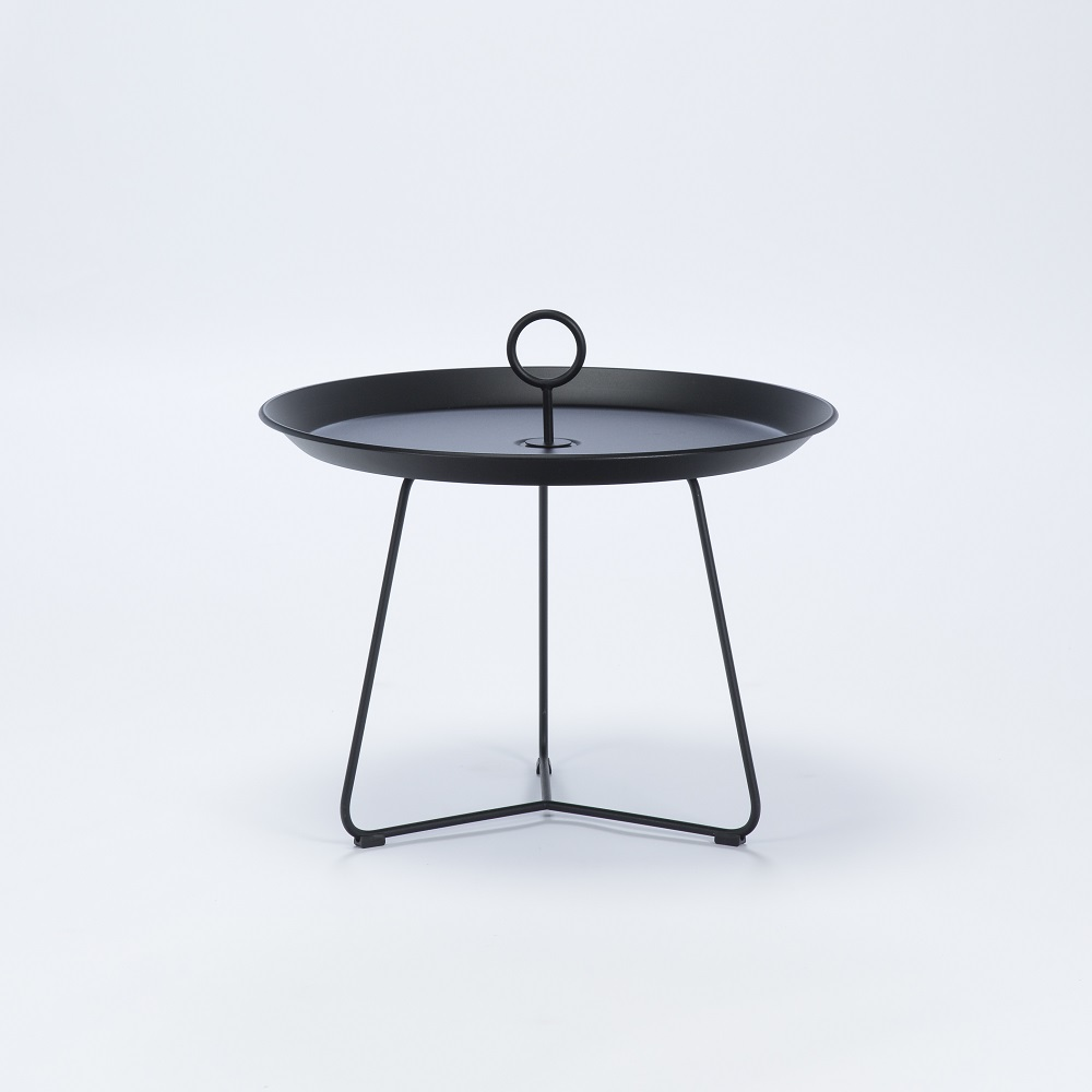 Tray Table Ø60 // Black