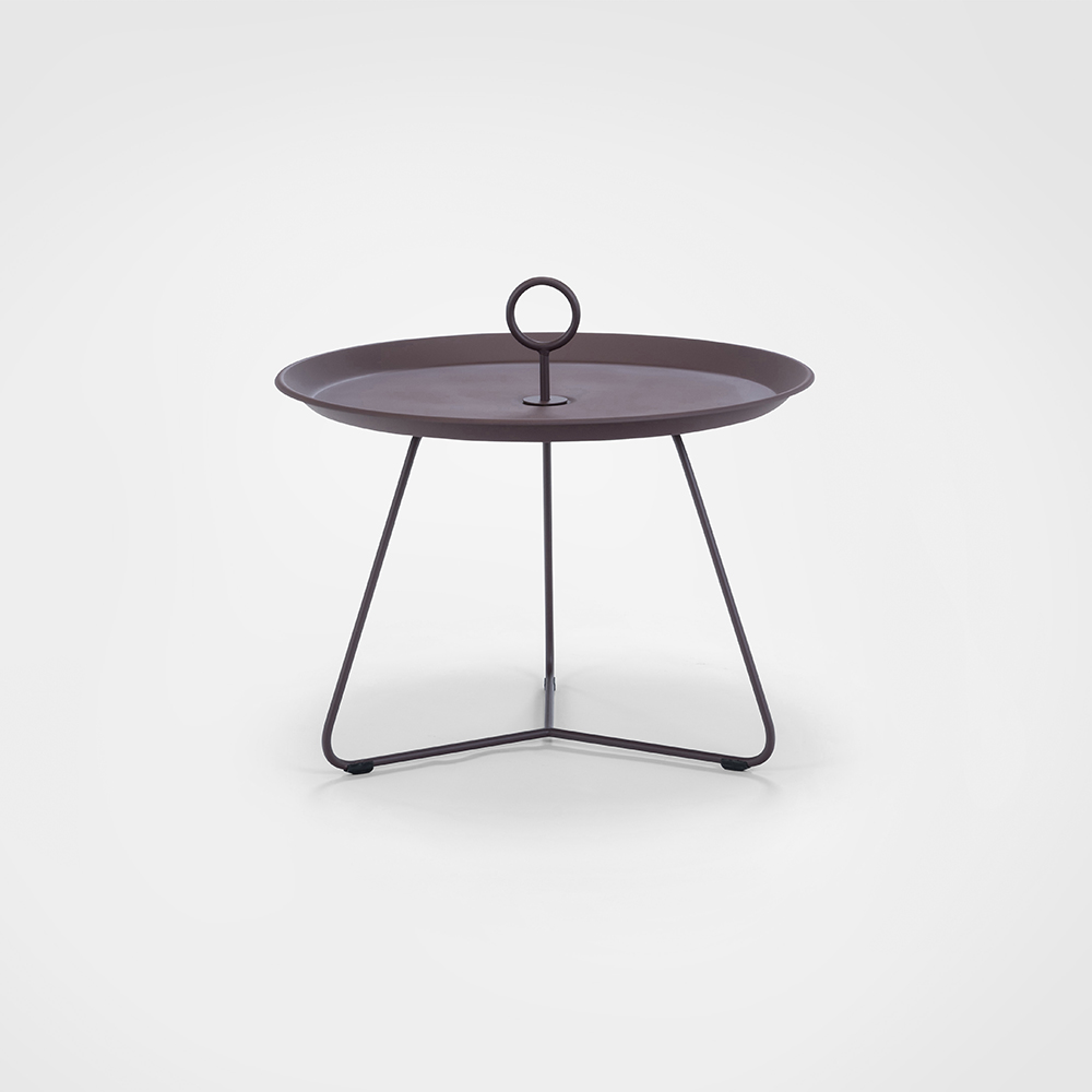 Tray Table Ø60 // Plum