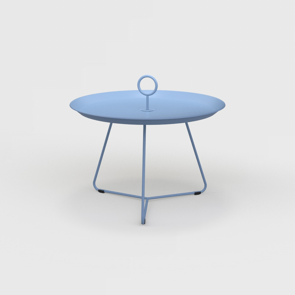 Tray Table Ø60 // Pigeon Blue