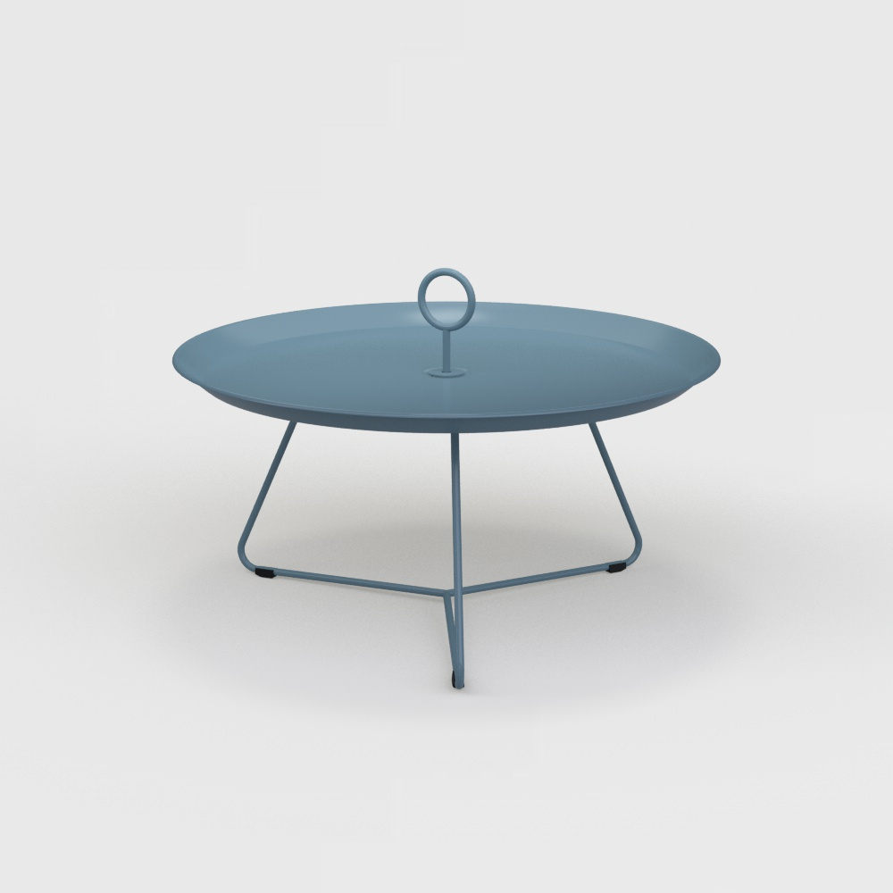 Tray Table Ø70 // Midnight blue