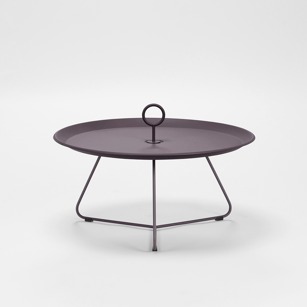 Tray Table Ø70 // Plum