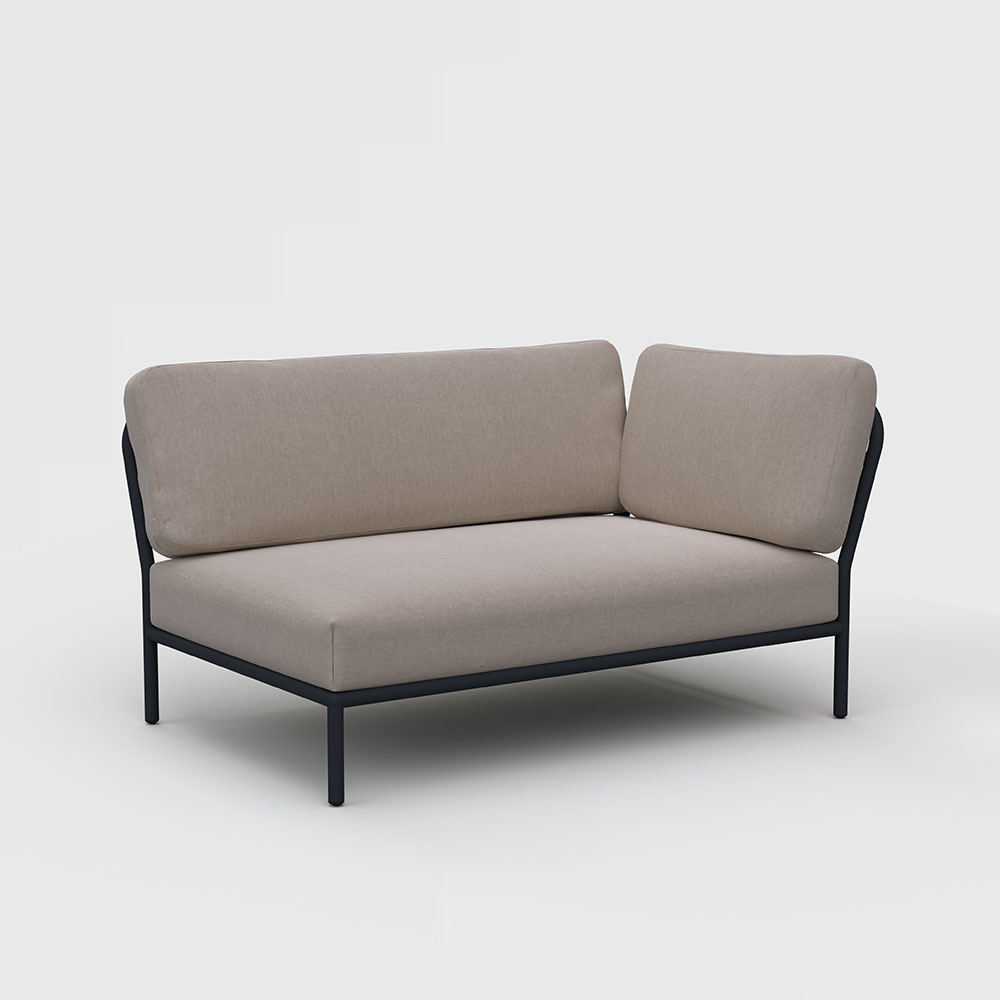 LOUNGE SOFA // Right Corner // Ash