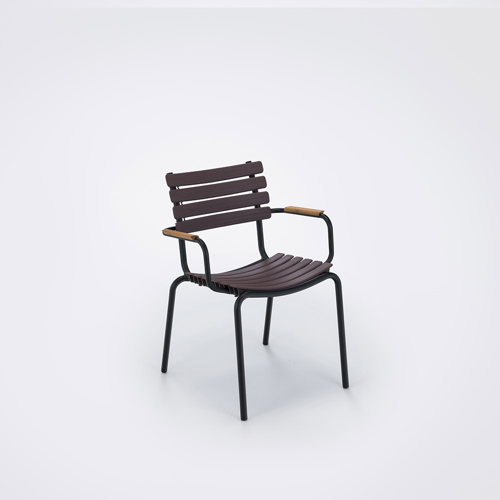 CLIPS Dining Chair - Bambus