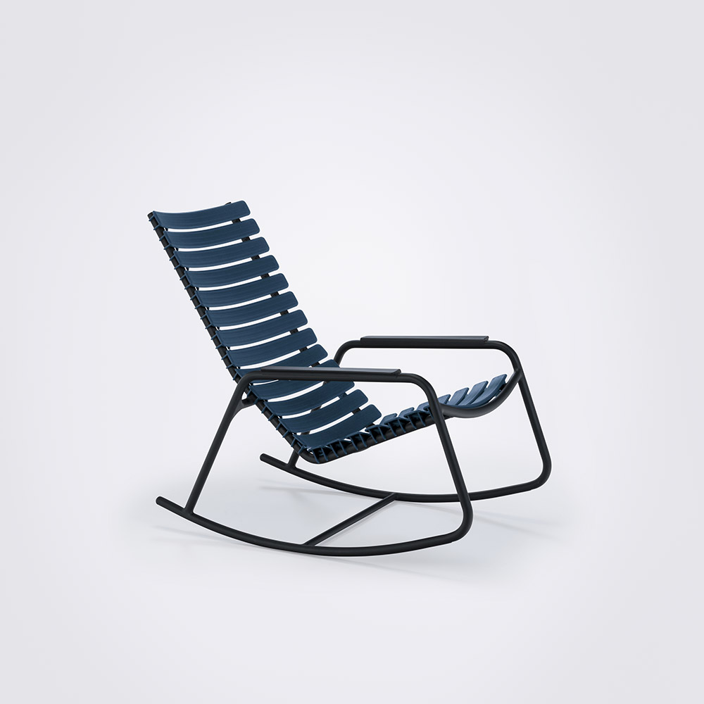 ROCKING CHAIR // Midnight blue