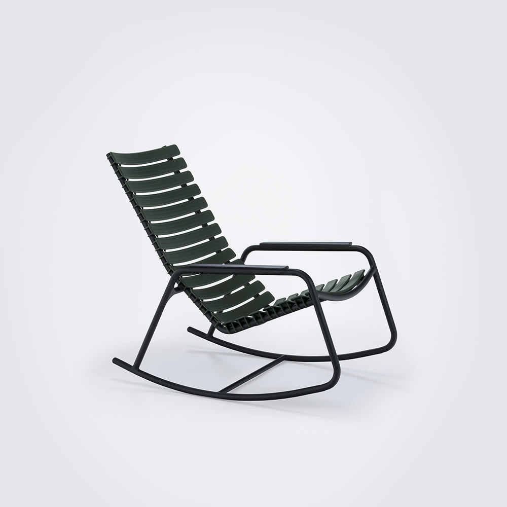 ROCKING CHAIR // Pine green