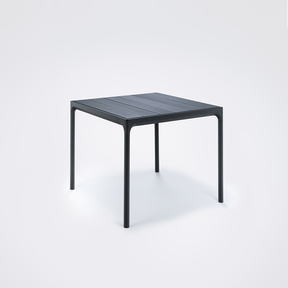 DINING TABLE 90X90 cm // Black