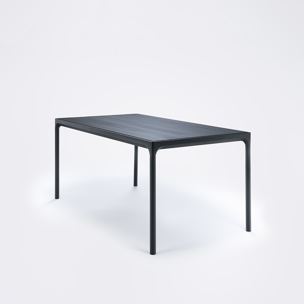 DINING TABLE 90X160 cm // Black