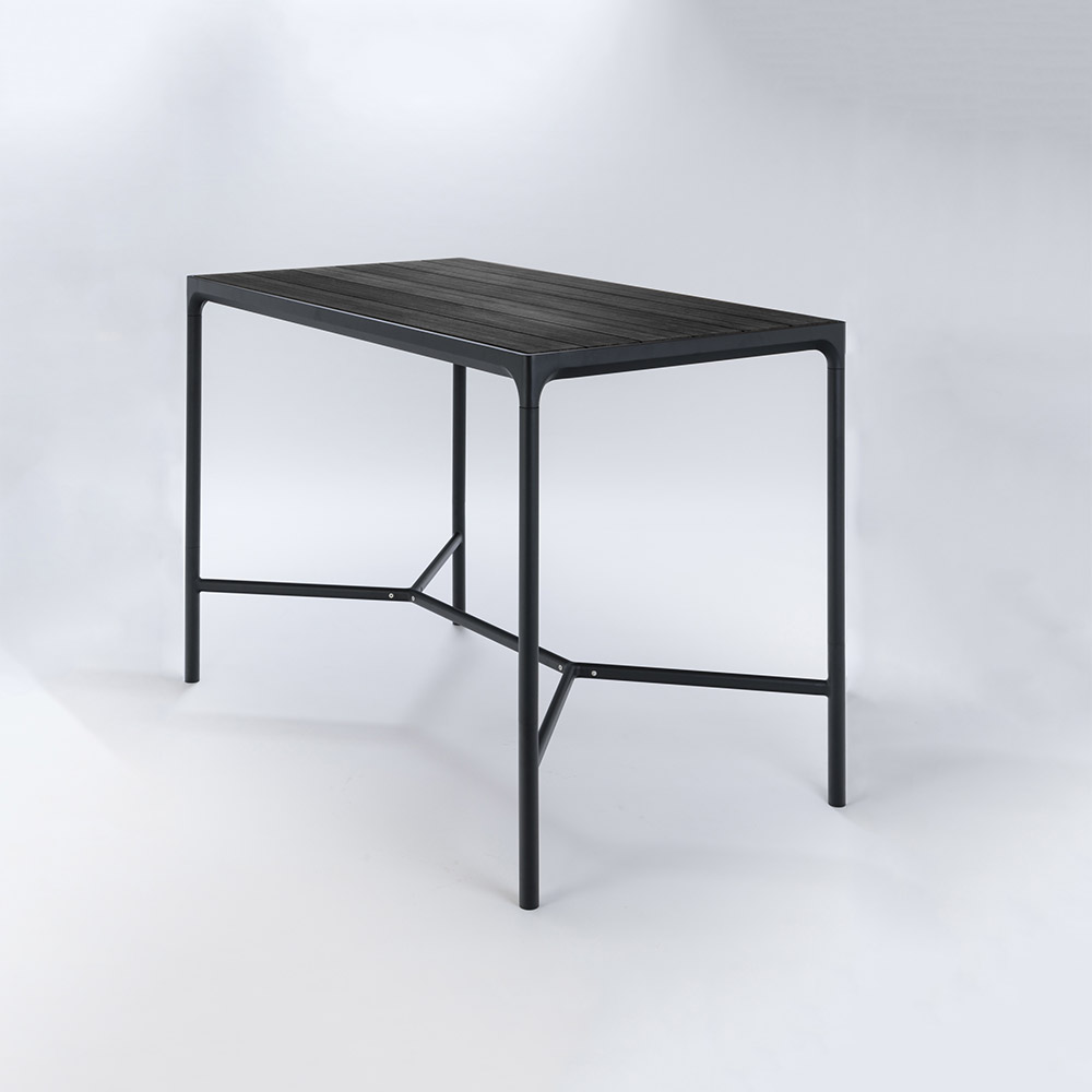 BAR TABLE 90X160 cm // Black