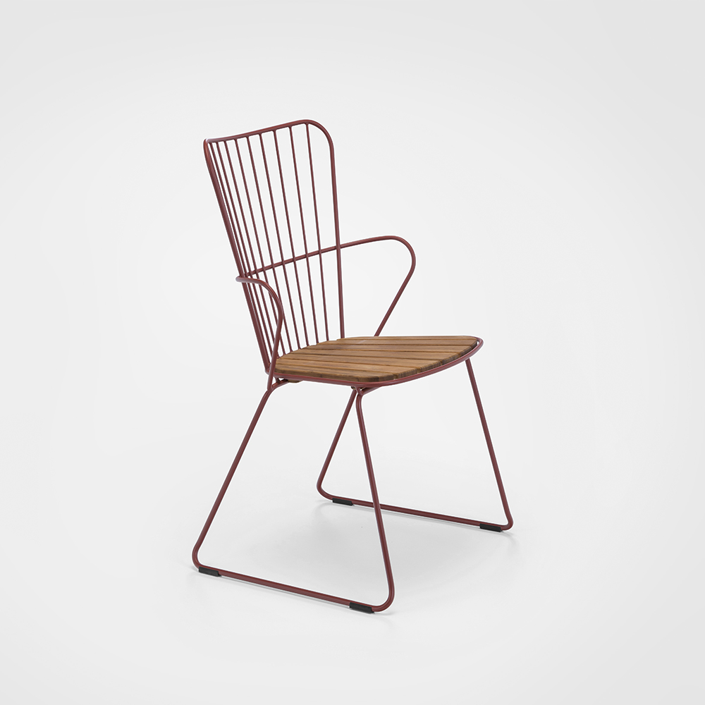 DINING CHAIR // Paprika