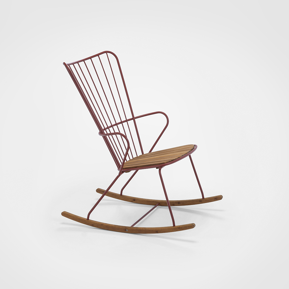 ROCKING CHAIR // Paprika