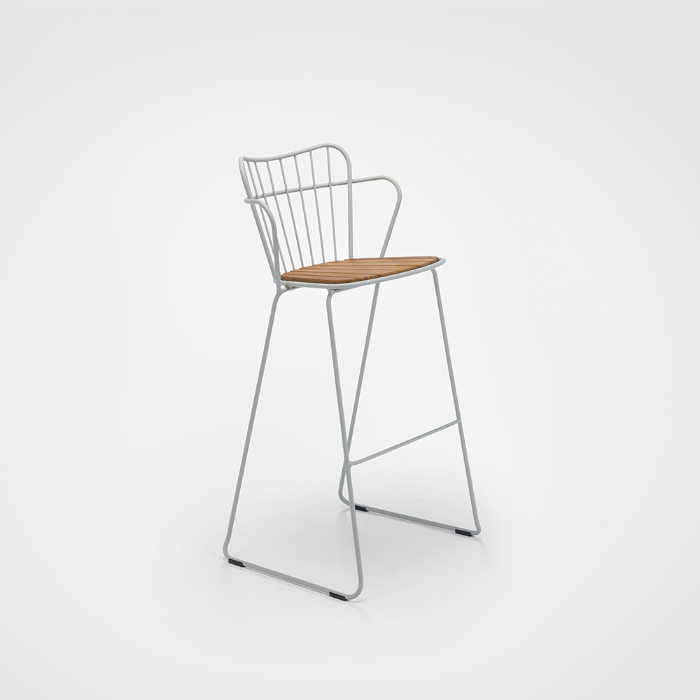BAR STOOL // Taupe