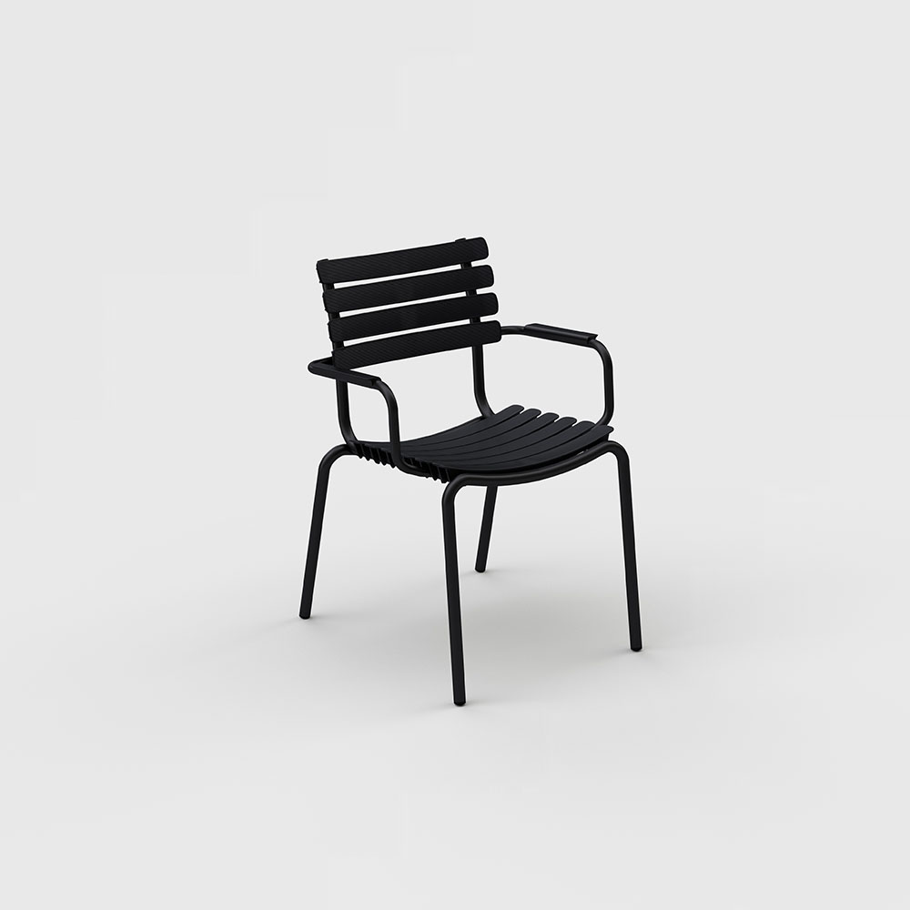 DINING CHAIR // Black